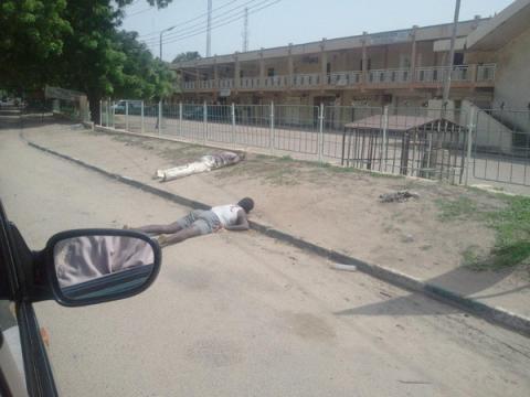 Nigeria: Ingen rättvisa för de döda