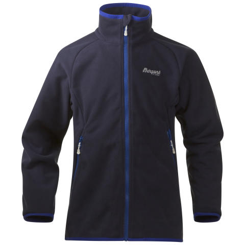 Lunner Youth Jacket - Navy/Warm Cobalt