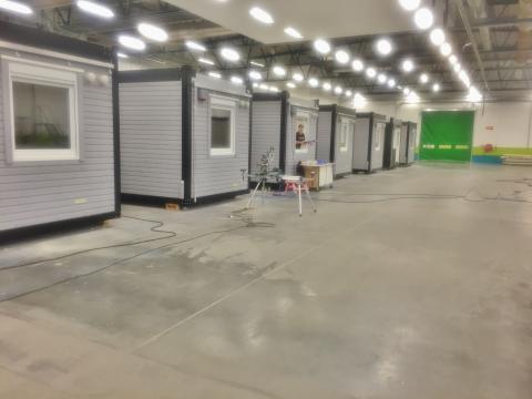 Zenergy har fått nya kunder i bygg- och anläggningssektorn samtidigt med att den första skolan levereras