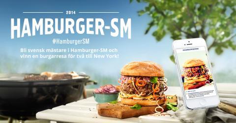 Årets Hamburger-SM är igång!