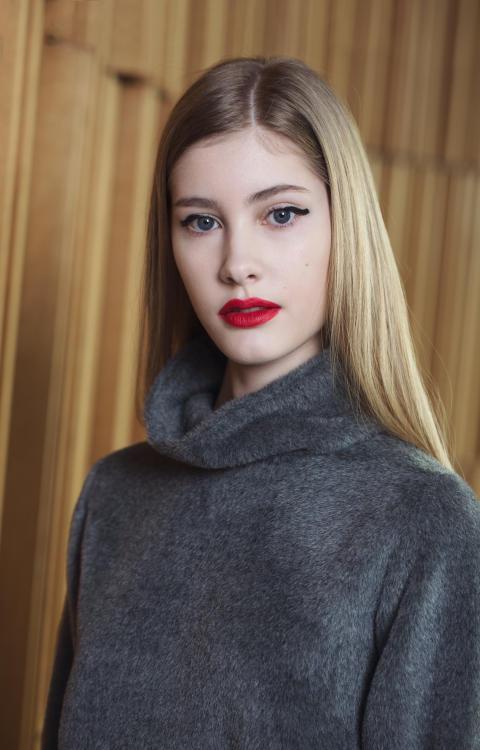 Makeup lookene fra Oslo Runway AW16 – dag 1