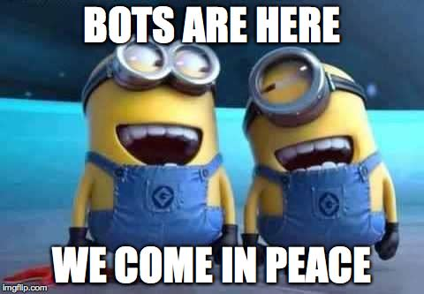 The Meaning of Bots