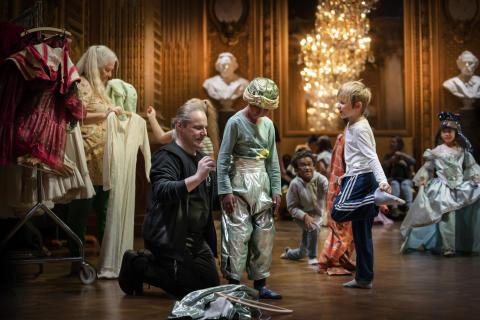 Unga på Operan och Smedshagsskolan