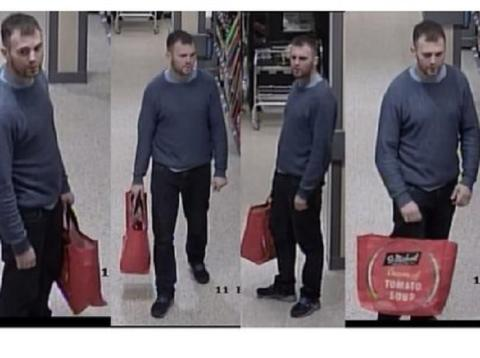 CCTV images released after theft in New Milton