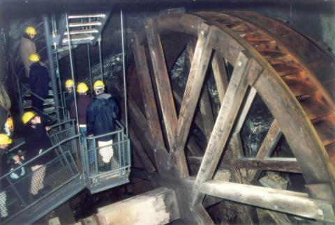 Goslar, sølvmine Rammelsberg (UNESCO)