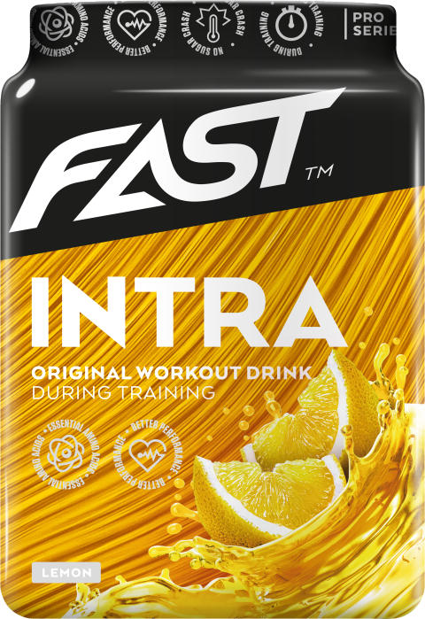 FAST Intra - Citron 300g