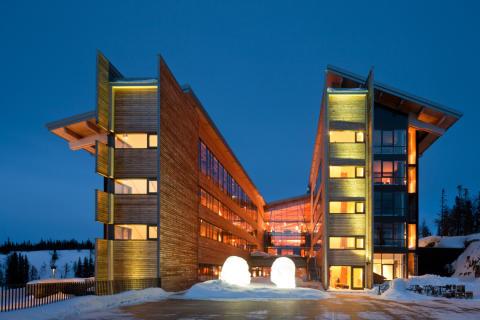Vinterns nyheter på Copperhill Mountain Lodge i Åre