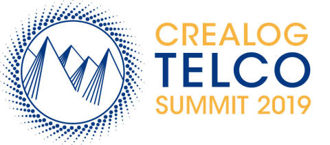 CreaLog Telco Summit 2019 Logo