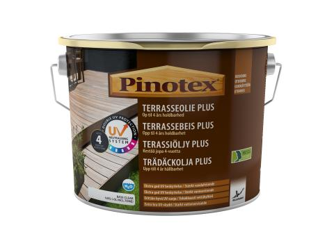 Pinotex Terrasseolie Plus er bedst i test