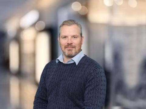 Thomas Nørgaard Jacobsen ansat som  regionchef Nord