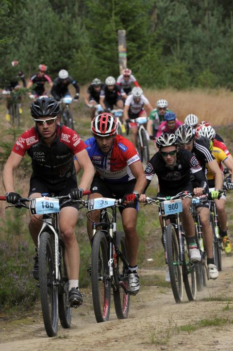 CykelVasan 2012, Sveriges största mountainbikelopp