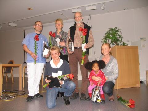 Heljä Pihkala vald till årets läkarhandledare i Skellefteå