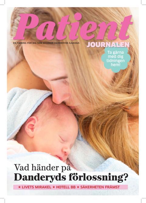 Patientjournalen Vad händer på förlossningen