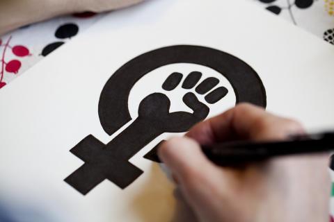 Så firas den 8 mars på kvinnojourerna och tjejjourerna!