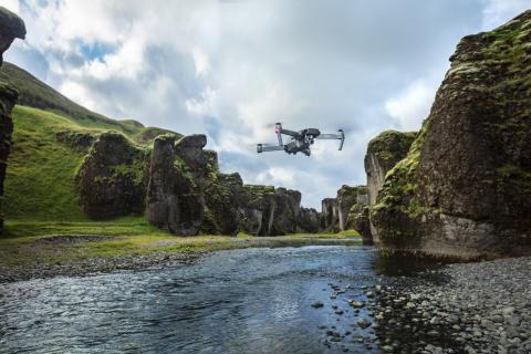 DJI stellt auf der IFA 2017 zwei neue Drohnen und den neuen Sphärenmodus für die DJI Spark vor