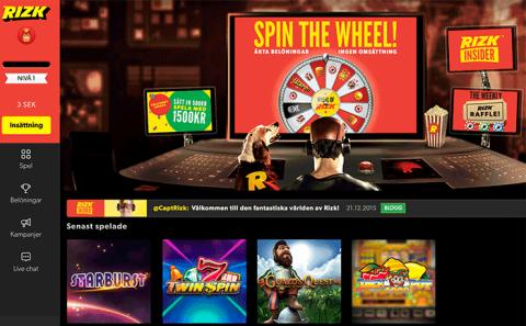 Hetaste nya online casinon under Q1, 2016