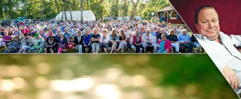 Förväntad folkfest i Flunsåsparken