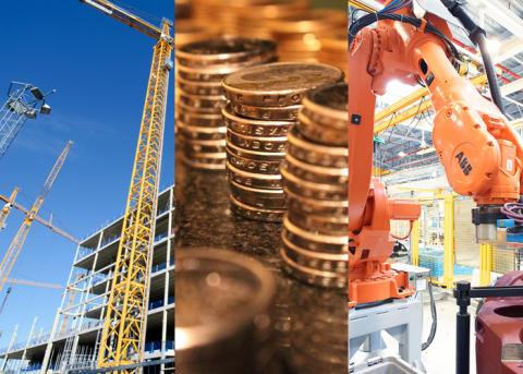 Tysk-svenska konjunkturbarometern maj 2015: Sverige och Tyskland behöver mer investeringar