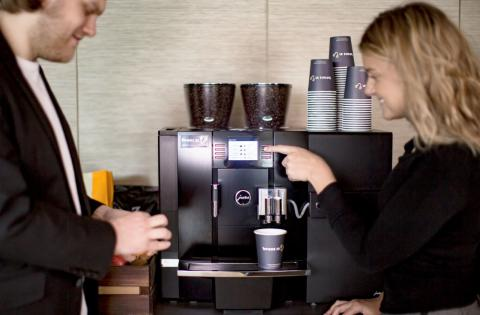 6 saker att överväga innan du väljer kaffemaskin till företaget