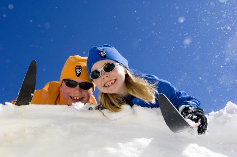 Norwegen, ein Winterland für Kinder