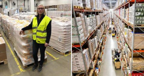 Martin & Serveras samtliga lager donerar livsmedel som annars skulle blivit svinn