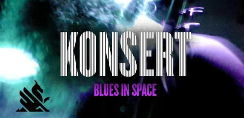 Konsert med Blues in Space -  Intensiv musikalisk upplevelse på Världskulturmuseet