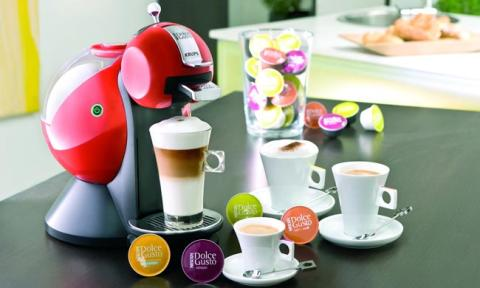 Nescafé Dolce Gusto udvider i Europa – ny produktionsenhed for Skandinavien