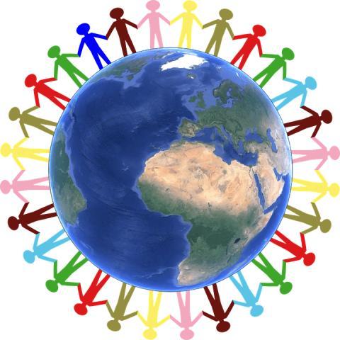 Hobyskolan lyfter allas lika värde med temaveckan One world