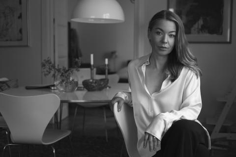 Författarscenen: Karolina Ramqvist