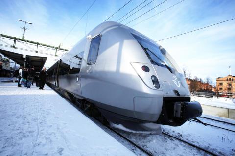 SJs mest lyckade tågintroduktion fyller ett år