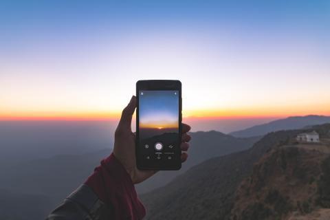 Slik blir du en god mobilfotograf!