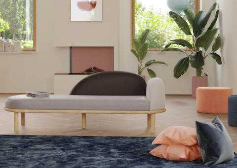 Evelyn Daybed