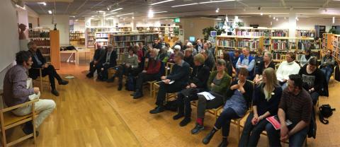 Kommunalt kulturprogram i Lindesberg tar form