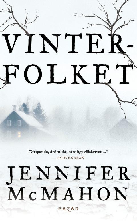 Framsidesbild pocket Vinterfolket av Jennifer McMahon
