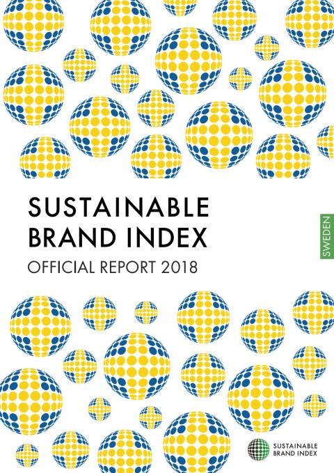 Officiell rapport - Sustainable Brand Index 2018