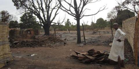 Sydsudan: Protester möts med massarresteringar och polisvåld