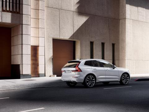 Polestar-optimering ger upp till 421 hk i nya Volvo XC60