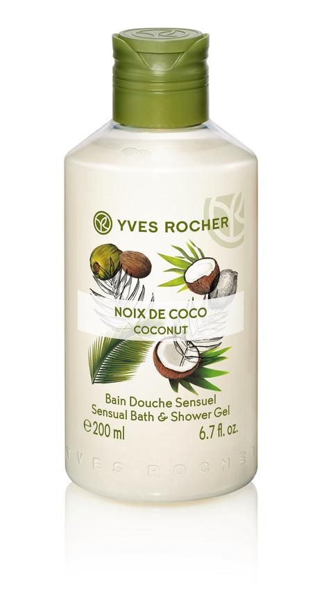 Coconut Sensual Bath Shower Gel
