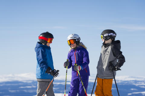 Två av tre svenskar vill röra på sig under sportlovet
