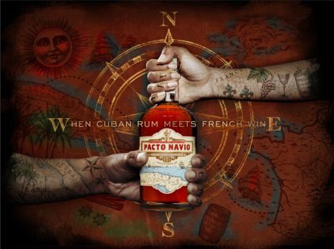 Cubansk rom møter fransk vin