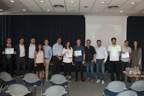 Magyar vállalkozás jutott tovább a Ford Mobility Tour csütörtöki startup versenyén
