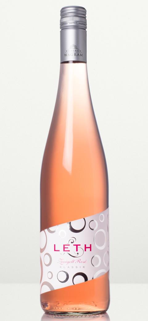 Ny årgång & ny design Leth Rosé 2013