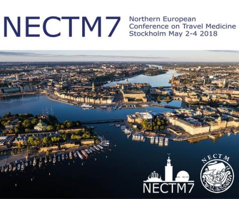 Meet Scandinavian Biopharma at Northern European Conference on Travel Medicine (NECTM 7) in Stockholm