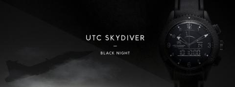 UTC Skydiver, Black Night