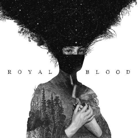 ROYAL BLOOD; debutplade fra banebrydende Engelsk duo # 1 i UK