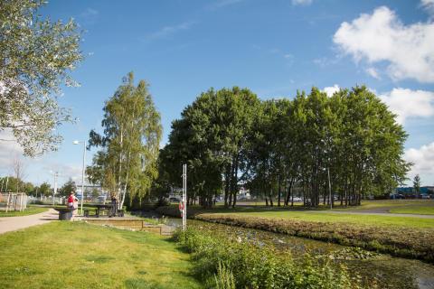Kvillebäcksparken