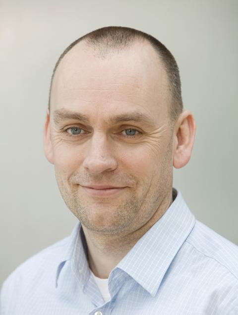 Bjørn Ivar Moen, leder mobildivisjonen, Telenor Norge