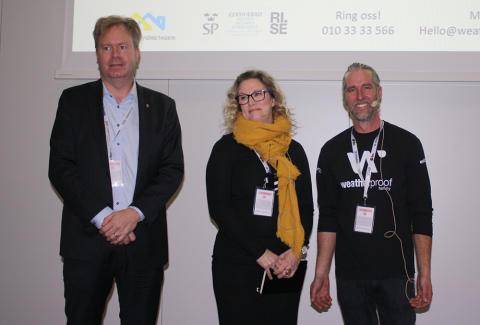 Deltagare Stålbyggnadsdagen 2018
