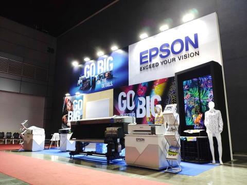 เอปสันเผยโซลูชั่นการพิมพ์ดิจิทัล ตอบโจทย์ธุรกิจการพิมพ์เชิงพาณิชย์และอุตสาหกรรม ในงาน Print Tech & Signage 2020