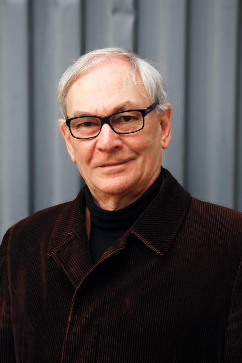 Författarfoto Lars Ragnar Forssberg